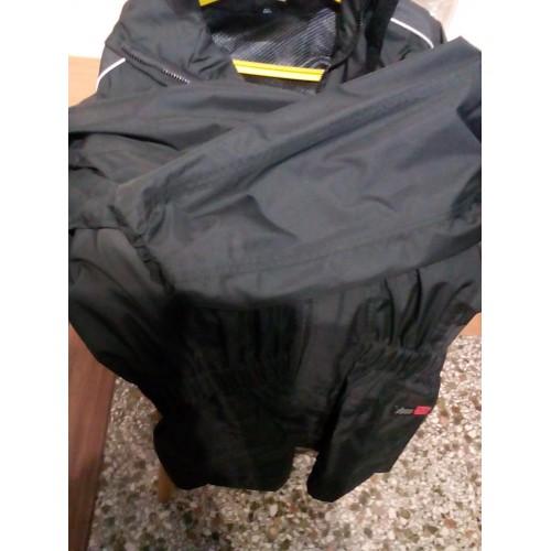 Αδιάβροχο σακάκι  Μαυρο XXL