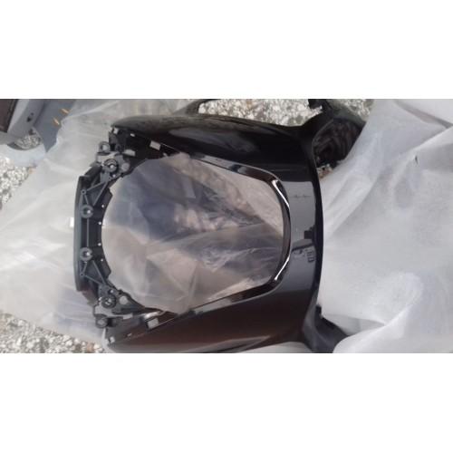 Μάσκα Εμπρόσθια Μάυρη Sym Gts 250i